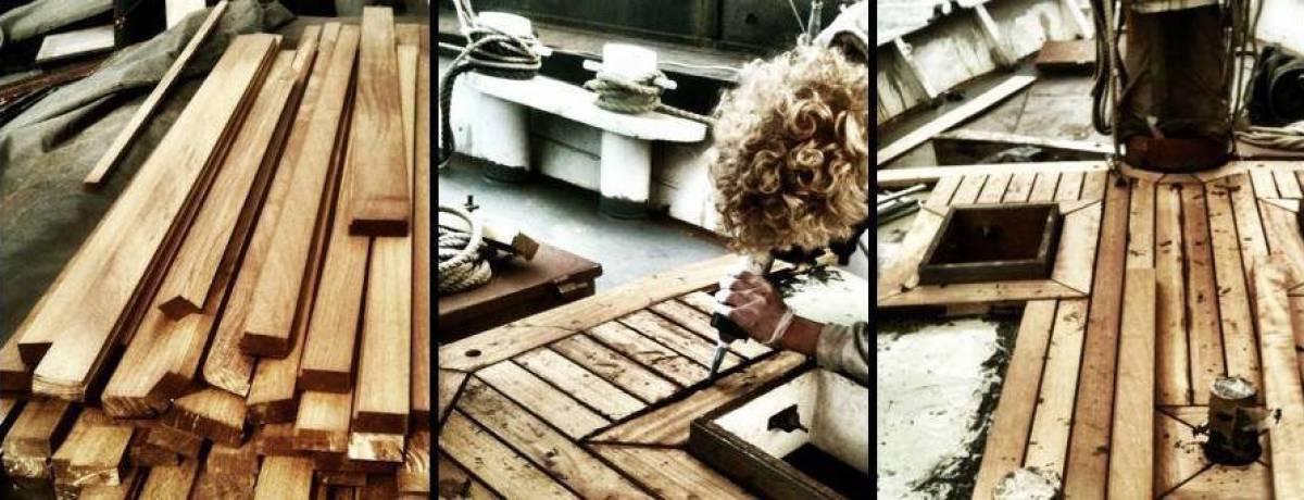 hout en krullen